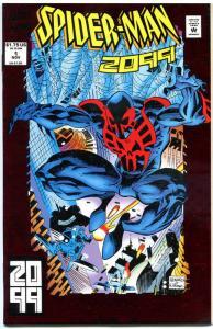 SPIDER-MAN 2099 #1, NM, 1992, Al Williamson, more Marvel & SM in store
