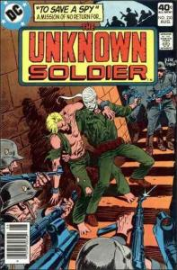 DC THE UNKNOWN SOLDIER (1977 Series) #230 VF/NM