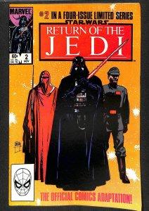 Star Wars: Return of the Jedi #2 (1983)