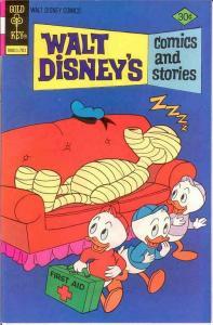 WALT DISNEYS COMICS & STORIES 436 VF-NM Jan. 1977 COMICS BOOK