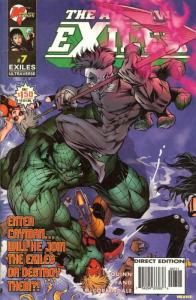 All New Exiles, The #7 VF/NM; Malibu | save on shipping - details inside