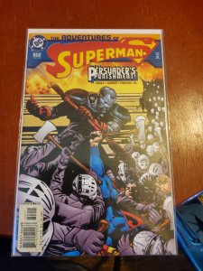 Adventures of Superman #602 (2002)