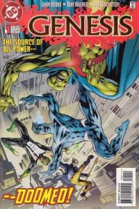 Genesis (1997 series) #1, NM (Stock photo)