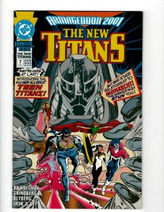 The New Titans Annual #7 (1991) SR8