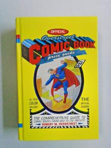 Overstreet Comic Book Price Guide HC #32, NM (2002)