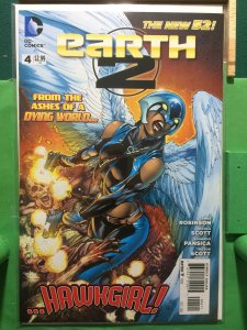 Earth 2 #4 The New 52