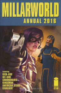 Millarworld Annual #2016 VF/NM; Image | save on shipping - details inside