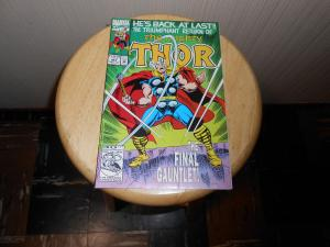 Thor (1962-1996 1st Series Journey Into Mystery) #457 Jan 1993