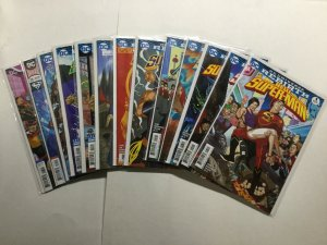 New Super-man 1-10 12 15 20 23 All Variant B Covers Lot Near Mint Nm Dc Comics