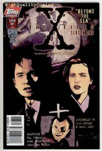 X-FILES SEASON 1  BEYOND the SEA, NM+, Fox Mulder, Dana Scully, more in store