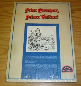 Prince Valiant HC 1 NEW - SEALED hardcover - prinz eisenherz  comic gallery 1937