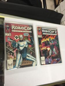 Robocop 1-10 2 1-3 Tpb All Nm/M Near Mint / Mint Complete Series Set Run Lot