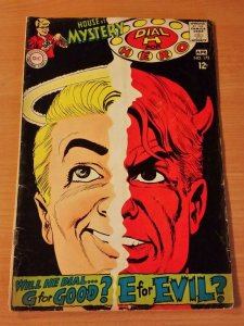 House of Mystery #173 ~ VERY GOOD VG ~ (1968, DC Comics)