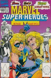 Marvel Super-Heroes (Vol. 2) #10 FN; Marvel | save on shipping - details inside