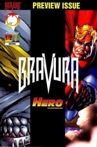 Bravura Preview Book #1/2 (½ half) FN; Malibu | save on shipping - details insid
