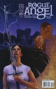 Rogue Angel: Teller of Tall Tales #2 VF/NM; IDW   save on shipping - details ins