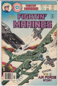 Fightin' Marines #134