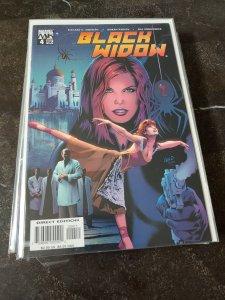 Black Widow #4 (2005)