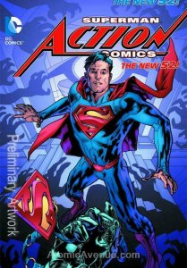 Action Comics (2nd Series) TPB #3 VF/NM; DC | save on shipping - details inside