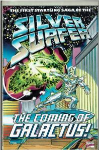 Silver Surfer - The Coming of Galactus TPB - NM