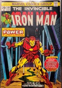 Invincible Iron Man 69