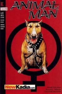 Animal Man (1988 series) #59, VF+