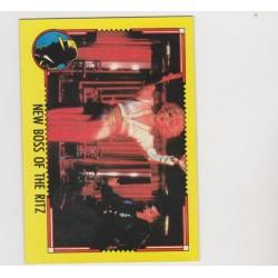 1990 Topps DICK TRACY-NEW BOSS OF THE RITZ #35