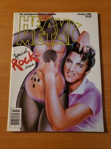 Heavy Metal Vol. 4 #7 ~ NEAR MINT NM ~ October 1980 illustrated Magazine
