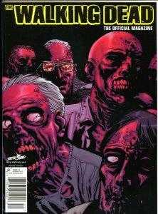 WALKING DEAD MAGAZINE #3, NM, Zombies, Horror, Kirkman, 2012, more TWD in store