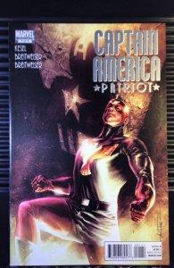 Captain America: Patriot #1 (2010)