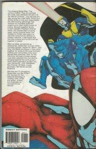 Spider-Man and the Uncanny X-Men TPB ORIGINAL Vintage 1996 Marvel Comics