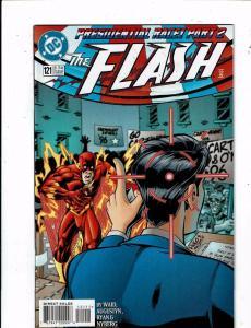 10 Flash DC Comic Books # 121 122 123 124 125 126 127 128 129 130 Arrow J218