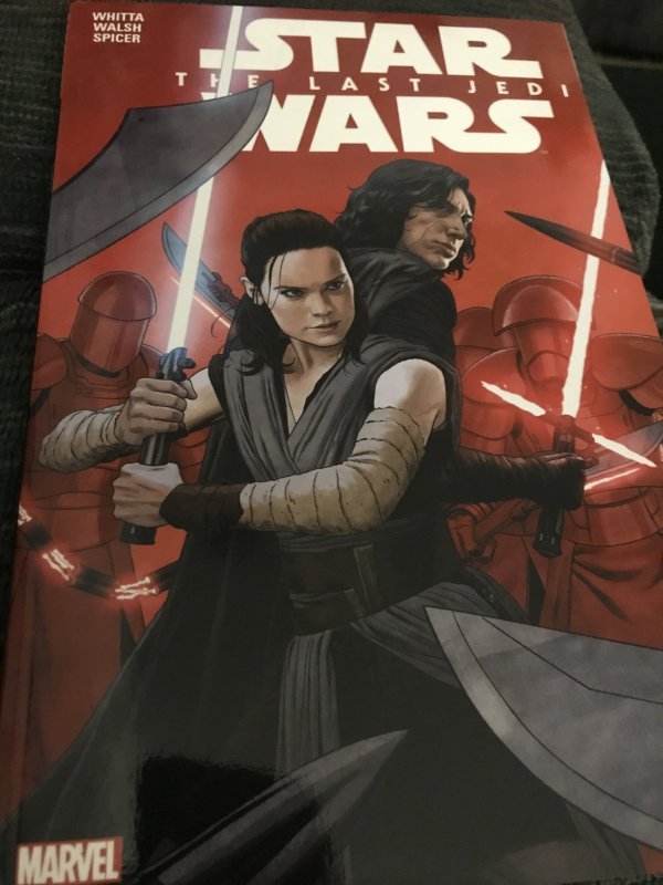 Marvel Star Wars Return of The Jedi Paperback Mint Hot