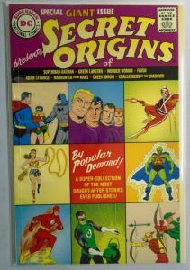 Secret Origins 1961 Replica Edition #1, (1st Print) 6.0/VF (1997)