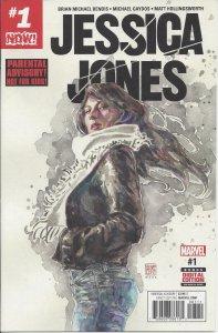 Jessica Jones #1 (December 2016) - Alias Investigations, Luke Cage, Misty Knight