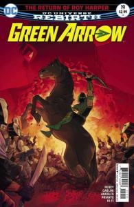 Green Arrow (2016 series) #19, NM (Stock photo)