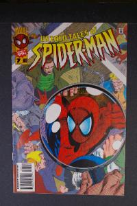 Untold Tales of Spider-Man #7 March 1996