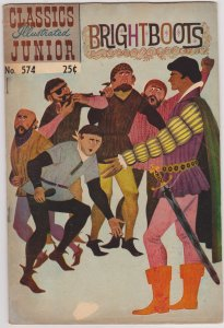 Classics Illustrated Junior #574