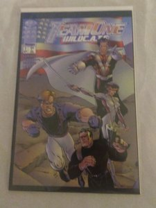 Image Comics TeamOne Team One Wildcats WildC.A.T.S. #2 NM