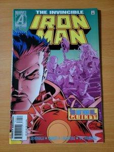 Iron Man #324 ~ NEAR MINT NM ~ 1996 Marvel Comics