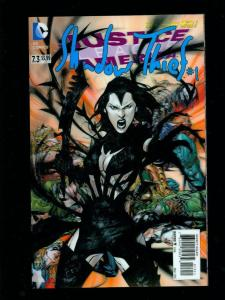 JUSTICE LEAGUE OF AMERICA #7.3 SHADOW THIEF 3-D VARIANT NEW 52 HIGH GRADE NM