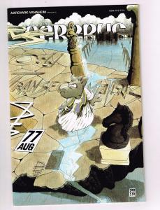 Cerebus The Aardvark # 77 VF Aardvark-Vanaheim Comic Book Dave Sim 1st Print S10