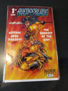 ​AVENGEBLADE #1 VF/NM