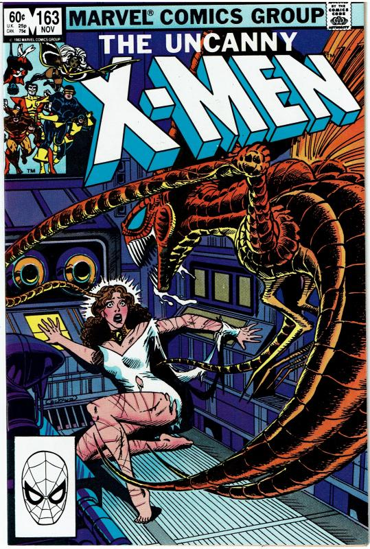 X-Men #163, 9.4 or better