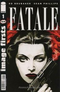 Fatale (Image) #1 (6th) FN; Image | save on shipping - details inside
