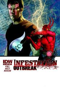 Infestation: Outbreak #3, NM- (Stock photo)