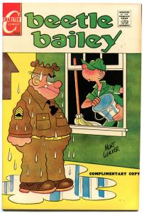 BEETLE BAILEY, Army, Military, Give-aways, 1970, 2 issues, VF/NM , Mort Walker