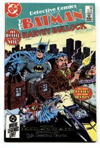 Detective Comics #549 Green Arrow story by ALAN MOORE DC comic book