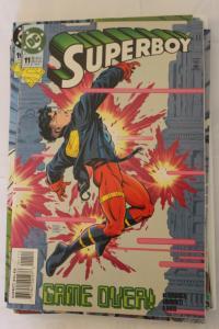 Superboy 11 NM