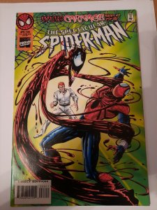 Spectacular Spider-Man #233 NM- Web of Carnage 4of4 1996